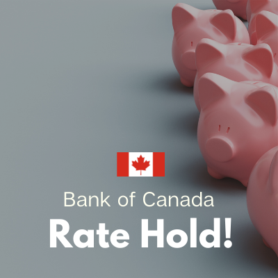 Bank Of Canada Rate Update Oct 27, 2021