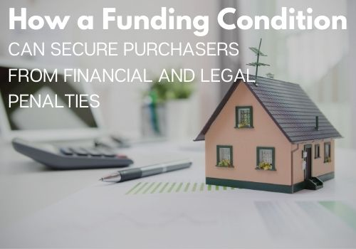 How a Funding Condition Can Secure Purchasers From Financial and Legal Penalties in  Winnipeg, Manitoba