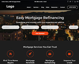 Canadian Mortgage Agent/Broker Templates  Mortgage Templates